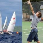 Obozy żeglarsko tenisowe