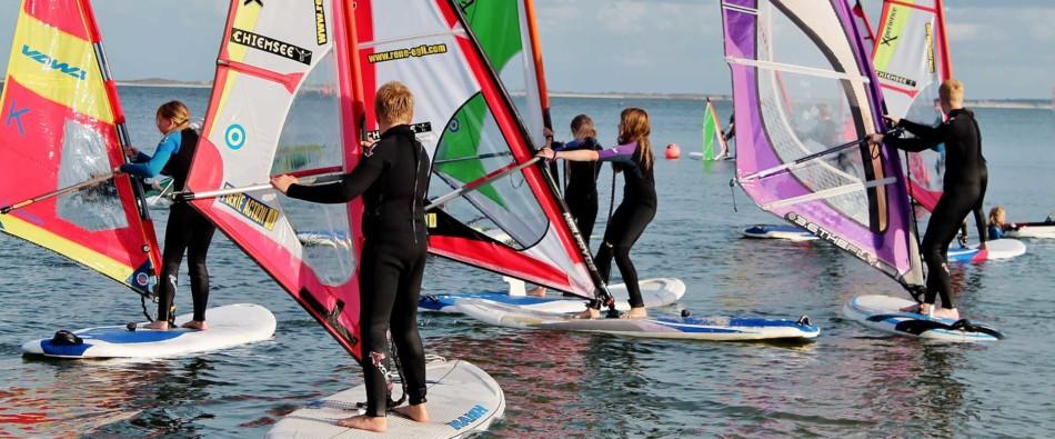 obóz windsurfingowy w Pucku